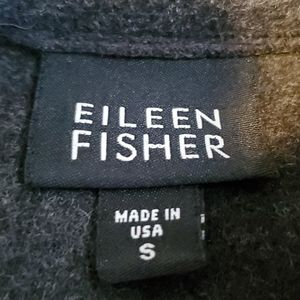 Eileen Fisher Jackets & Coats - Eileen Fisher Wool Tunic Jacket